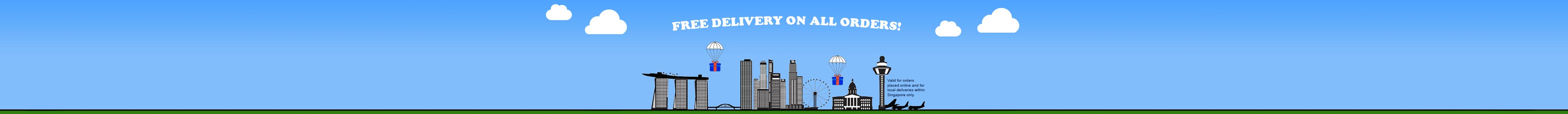 Free Delivery from Sim Lim Square