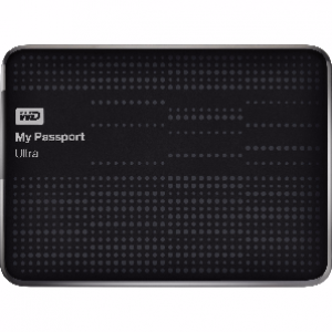 WD 1TB My Passport Ultra External Hard Drive