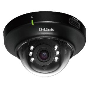 D-Link DCS-6004L HD Dome IP Camera