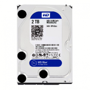 WD 2TB Blue 64MB Hard Drive