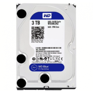 WD 3TB Blue 64MB Hard Drive