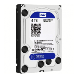 WD 4TB Blue 64MB Hard Drive