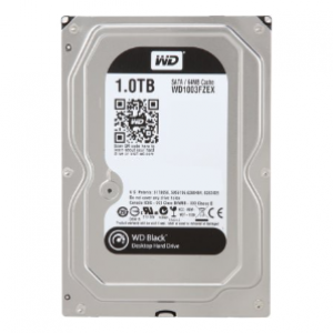 WD 1TB Black 7200RPM 3.5