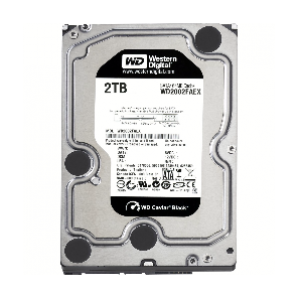 WD 2TB Black 7200 Hard Drive