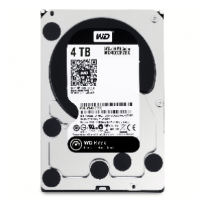 WD 4TB Black 7200 Hard Drive