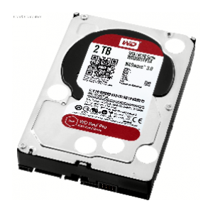 WD 2TB RED NASware Hard Drive