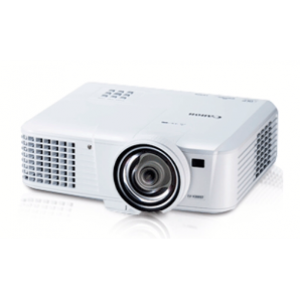 Canon LV-WX300ST Short Throw Projector