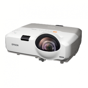 Epson EB-250 Short Throw Projector