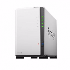 Synology DiskStation DS216J 2-Bay NAS