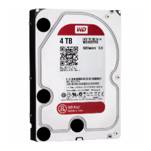 WD 4TB Red NASware Hard Drive