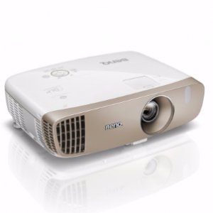 BenQ W2000 1080p Rec.709 Wireless Home Movie Projector