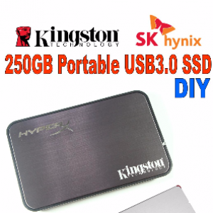 Kingston 250GB Portable SSD