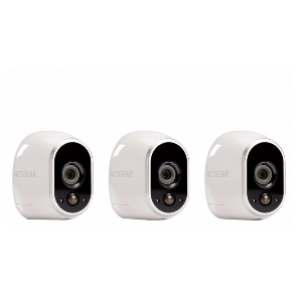 Netgear ARLO 3 x Camera Smart Home Security