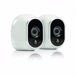 Netgear Arlo Smart Home Security Camera (2 Cameras)