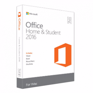 Microsoft Office 2016 MAC Home & Student