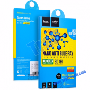 Hoco Nano Anti Blue Ray Tempered Glass Protector for iPhone 6/6S