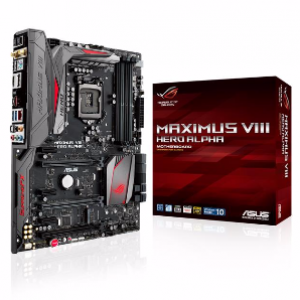 Asus Maximus VIII Hero Alpha Motherboard