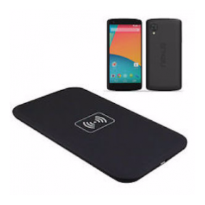 Wireless Charging Pad Qi Compatible