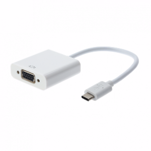 Superspeed+ USB-C to VGA Female Adapter/Converter