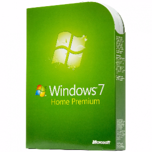 Microsoft Windows 7 Home Premium (64bits) OEM
