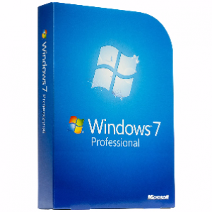 Microsoft Windows 7 Professional (OEM Version)