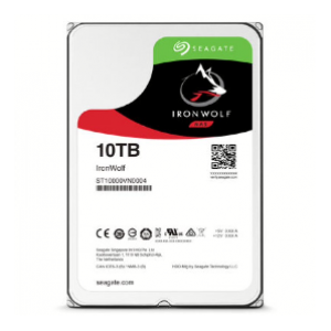 Seagate 10TB Ironwolf NAS HDD (ST10000VN0004)