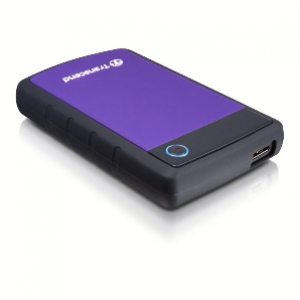 Transcend 4TB USB3.0 Shock Proof Portable HDD 25H3P External Hard Drive