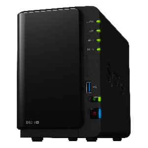 Synology DiskStation DS216 2-Bay NAS