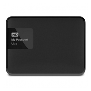 WD 2TB My Passport Ultra External Hard Drive