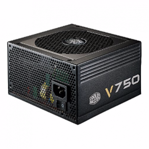 Cooler Master V750 - Compact 750W 80+ Gold Modular Power Supply