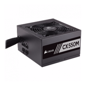 Corsair CX550M 550W 80+ Bronze Power Supply