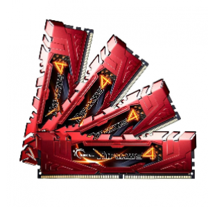 G.Skill Ripjaws 4 series 16GB (4 x 4GB) 288-Pin DDR4 SDRAM DDR4 2666MHz