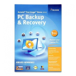 Acronis PC Backup & Recovery Software