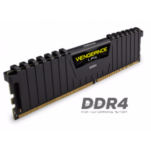 Corsair 16 GB Vengeance LPX 2400MHz C14 (4xKit) Desktop PC RAM Memory DDR4