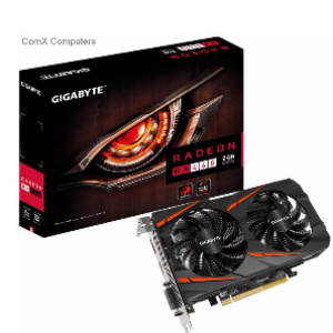 Gigabyte Radeon RX460 WindForce OC 2GB GDDR5 Graphics Card (RX460WF2OC-2GD)