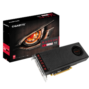 Gigabyte Radeon RX480 8GB GDDR5 Graphics Card