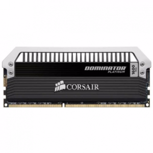 Corsair 8 GB Dominator Platinum 1600 C9 Desktop PC RAM Memory DDR3 Dual Channel Kit