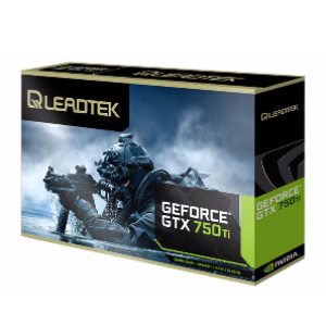 LeadTek GeForce GTX750Ti WinFast OC 2GB GDDR5 Graphics Card