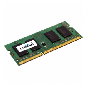 Crucial 4 GB PC3 10600/1333MHz ( MAC support ) Notebook RAM Memory DDR3