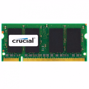 Crucial 8 GB PC3 10600/1333MHz ( MAC support ) Notebook RAM Memory DDR3