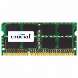 Crucial 4 GB PC3 12800/1600MHz Notebook RAM Memory DDR3