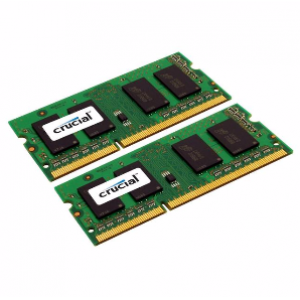 Crucial 8 GB PC3 12800/1600MHz Notebook RAM Memory DDR3