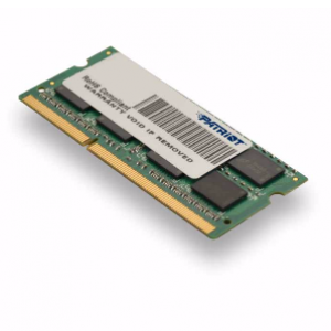 Patriot 8GB PC3L 12800/1600MHz 1.35V Notebook RAM Memory DDR3