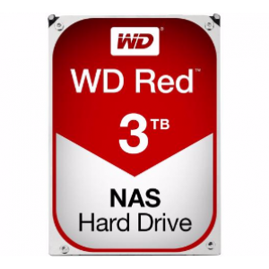 WD 3TB Red 64MB NAS HDD 3.5