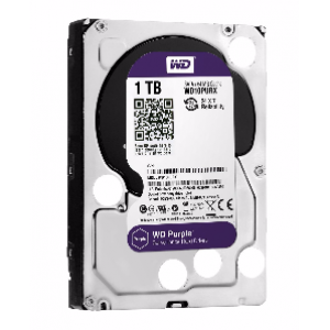 WD 1TB Purple 64MB AV-GP HDD 3.5