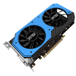 Palit GeForce GTX950 StormX Dual 2GB GDDR5 Graphics Card