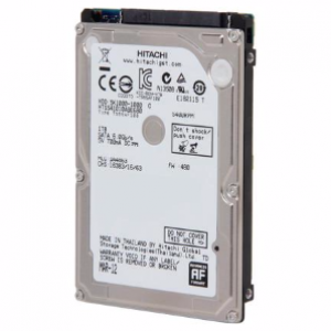 HGST 1TB 8MB 5400RPM 7mm HDD 2.5
