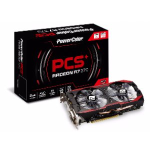 PowerColor Radeon R7 370 PCS+ 2GB GDDR5 Graphics Card