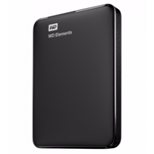 WD 1TB Elements HDD External USB 3.0 2.5