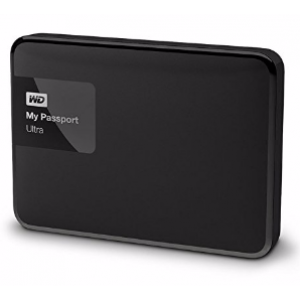 WD 3TB Passport Ultra HDD External USB 3.0 2.5